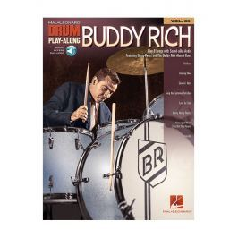 MS Drum Play-Along Volume 35: Buddy Rich