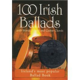MS 100 Irish Ballads - Volume 1 (CD Edition)