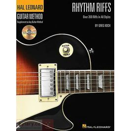 MS Hal Leonard Guitar Method - Rhythm Riffs