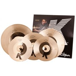 Zildjian K Custom Hybrid 5 PC Cymbal Set