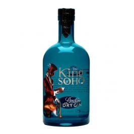 King of Soho London Dry Gin 0,7l 42%