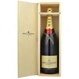 Moët & Chandon Imperial Brut 9l 12,5% Dřevěný box