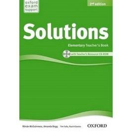 Maturita Solutions Elementary Teacher's Book with Teacher's Resource CD-ROM: 2nd Editon