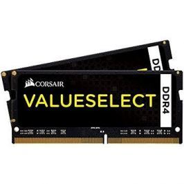 Corsair SO-DIMM 16GB KIT DDR4 2133MHz CL15 ValueSelect černá