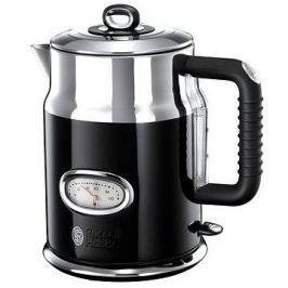 Russell Hobbs Retro Black Kettle 21671-70