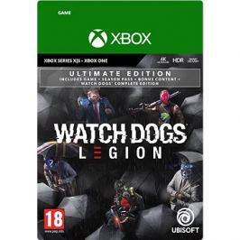 Watch Dogs Legion Ultimate Edition - Xbox Digital