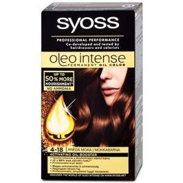 SYOSS Oleo Intense 4-18 Hnědá moka 50 ml